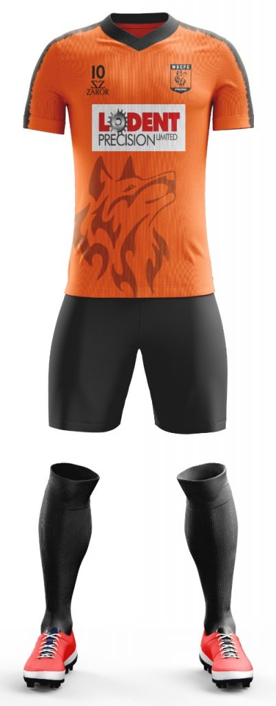 New U7 Football Kit